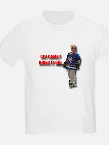 Kids Hockey T-Shirt