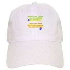 Making a Difference Baseball Cap