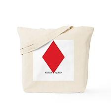 Cute Freddy mercury Tote Bag