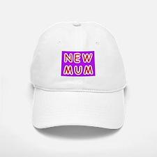 Give a new mother a NEW MUM Baseball Baseball Cap