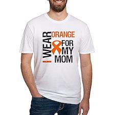 I Wear Orange For My Mom Shirt