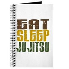 Eat Sleep Ju Jitsu Journal
