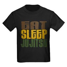 Eat Sleep Ju Jitsu T
