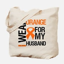 I Wear Orange For My Husband Tote Bag