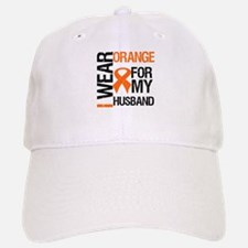 I Wear Orange For My Husband Hat