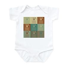 Archives Pop Art Infant Bodysuit