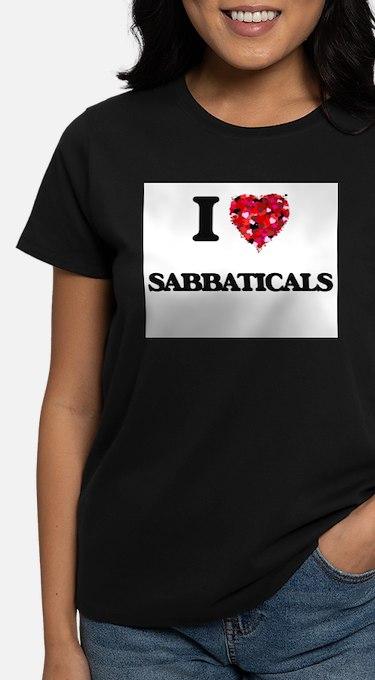 I Love Sabbaticals T-Shirt