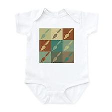 Archaeology Pop Art Infant Bodysuit