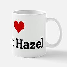 I Love P-Nut Hazel Mug