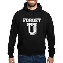 Forget U Hoodie (dark)