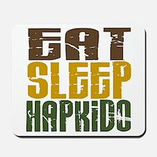 Eat Sleep Hapkido Mousepad