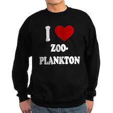 I Heart ZooPlankton Sweatshirt