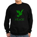 Green Dove Sweatshirt (dark)