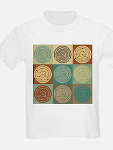 Air Traffic Control Pop Art T-Shirt
