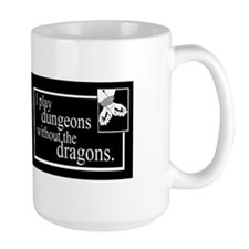 Dungeons Without Dragons Mug