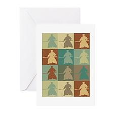 Aikido Pop Art Greeting Cards (Pk of 20)