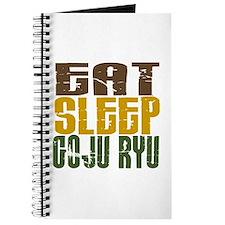 Eat Sleep Goju Ryu Journal
