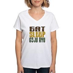 Eat Sleep Goju Ryu Shirt