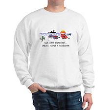 Fisherman Saying Sweatshirt