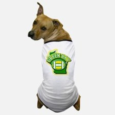 Green Bay Football Dog T-Shirt