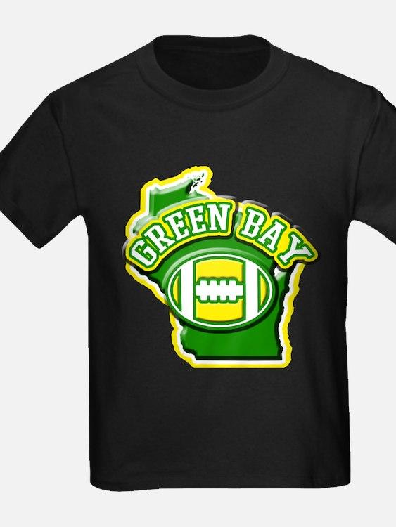 Green Bay Football T
