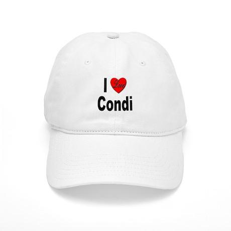 I Love Condi Cap