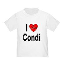 I Love Condi T