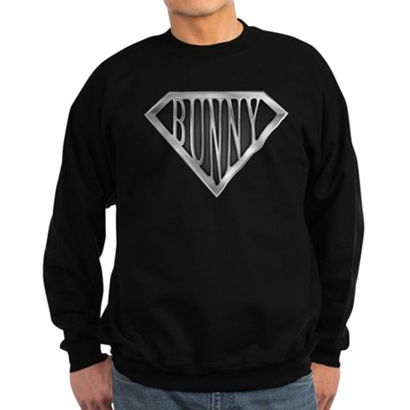 SuperBunny(metal) Sweatshirt (dark)