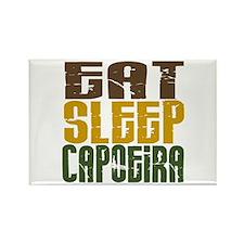 Eat Sleep Capoeira Rectangle Magnet