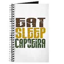 Eat Sleep Capoeira Journal