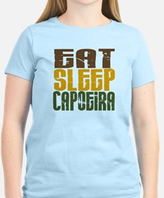 Eat Sleep Capoeira T-Shirt