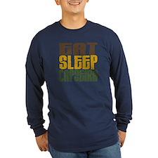Eat Sleep Capoeira T