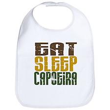 Eat Sleep Capoeira Bib