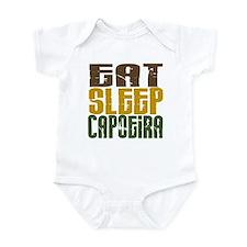 Eat Sleep Capoeira Onesie