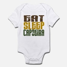 Eat Sleep Capoeira Onesie