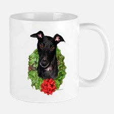Black Wreath Mug