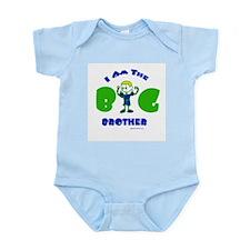 I Am The Big Brother Infant Bodysuit
