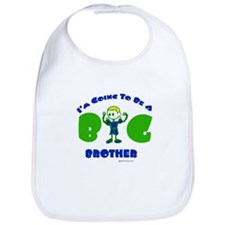 Going To Be A Big Brother Bib