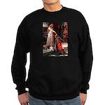 The Accolade & Basset Sweatshirt (dark)