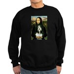 Mona / Bearded Collie Sweatshirt (dark)