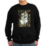 Ophelia / Bedlington T Sweatshirt (dark)