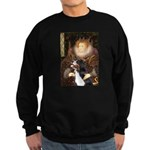The Queen's Bernese Sweatshirt (dark)