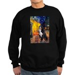 Cafe & Bernese Sweatshirt (dark)