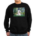 Bridge & Bichon Sweatshirt (dark)