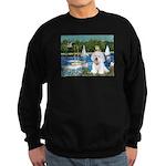 Sailboats (1) Sweatshirt (dark)