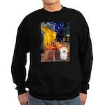 Cafe & Bolognese Sweatshirt (dark)