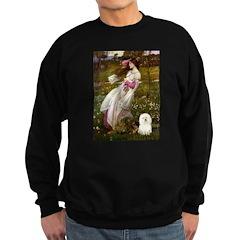 Windflowers & Bolognese Sweatshirt (dark)