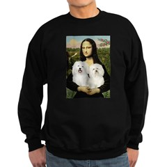 Mona's 2 Bolognese Sweatshirt (dark)