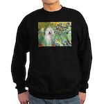 Irises & Bolognese Sweatshirt (dark)
