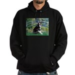 Bridge & Boston Ter Hoodie (dark)
